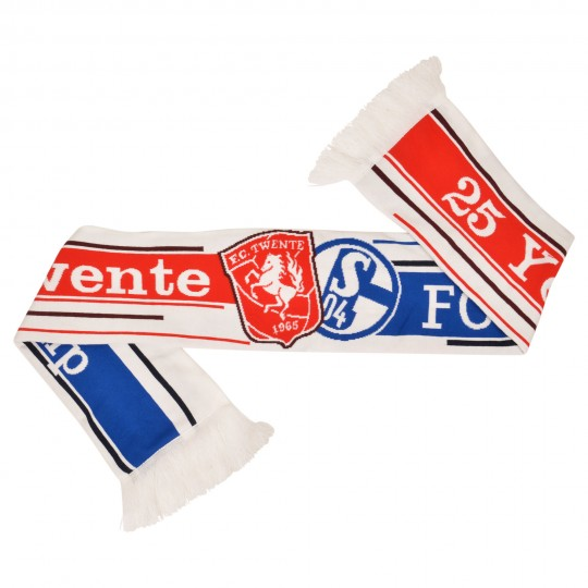 FC Twente Since 25 Years Friendship Scarf