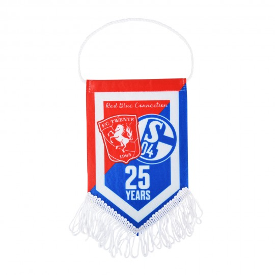 FC Twente Since 25 Years Friendship Pennant