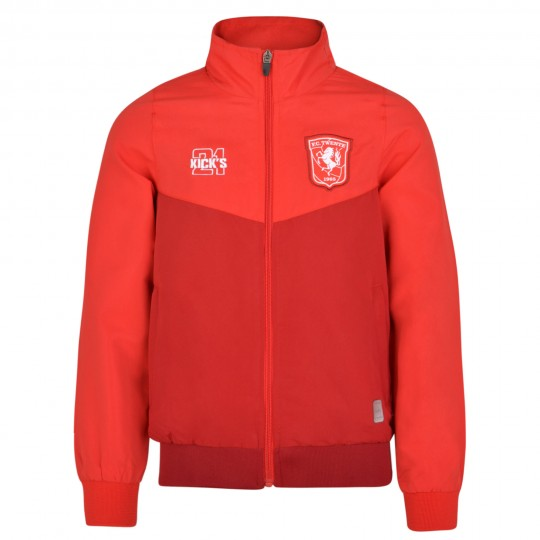 FC Twente 19-20 Players Training Tracksuit Top