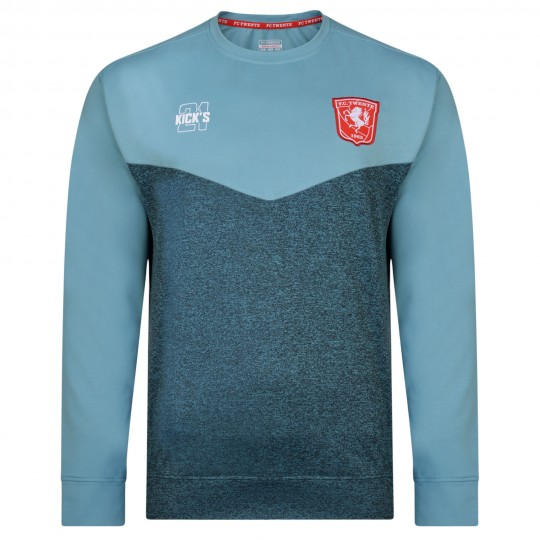 FC Twente 19-20 Matchday Training Crew Neck Sweat