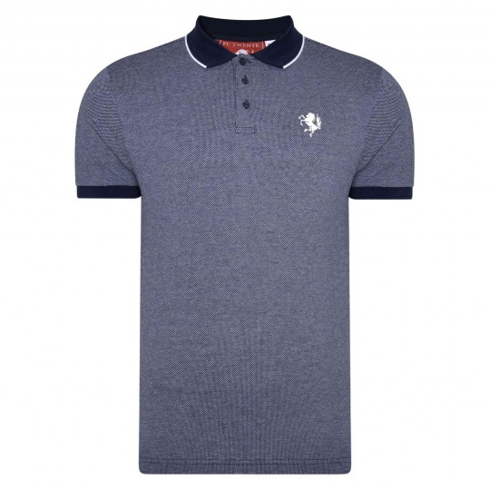 FC Twente Textured Polo - Adult