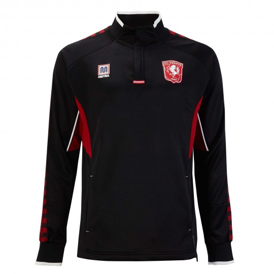 FCT 20-21 Players Matchday Home 1/2  Zip Sweat -