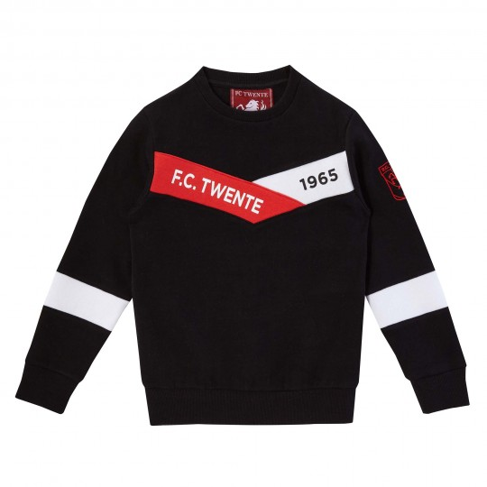 FC Twente Boys Panel Detail Sweat Kids