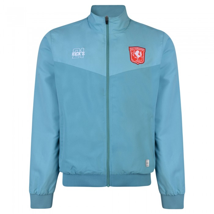 FC Twente 19-20 Matchday Training Tracksuit Top