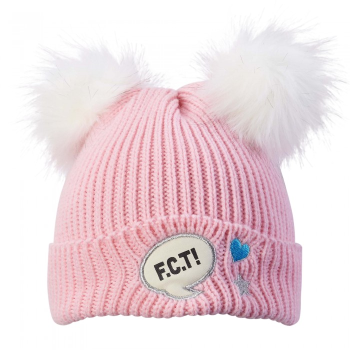 FCT Twin Pom Beanie - Infant